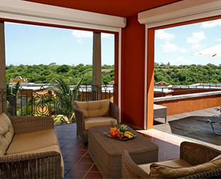 Holiday accommodation Mauritius, 3-Bedroom Villas