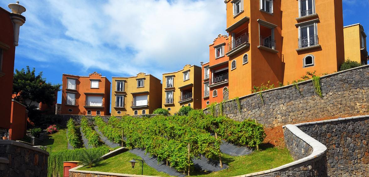 Villas Ile Maurice, Vue