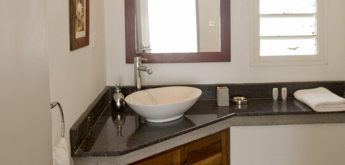 Villas Ile Maurice, Salle de bain