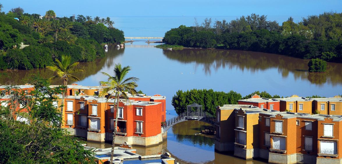 Villas à l'Ile Maurice, Vue